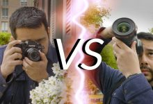 Photo of Photography – Comparing Digital to Film